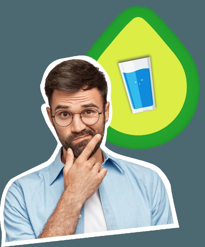 Gars et eau - Pensez Bleu