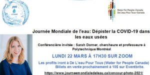 Conférence Sarah Dorner 22mars 2021 - Pensez Bleu